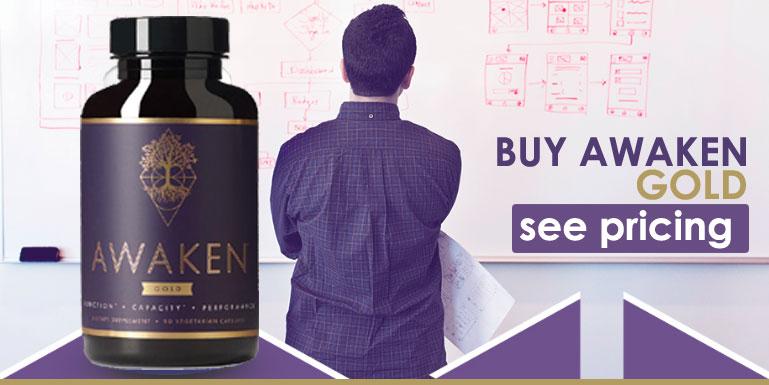 Buy Awaken Gold brain supplements
