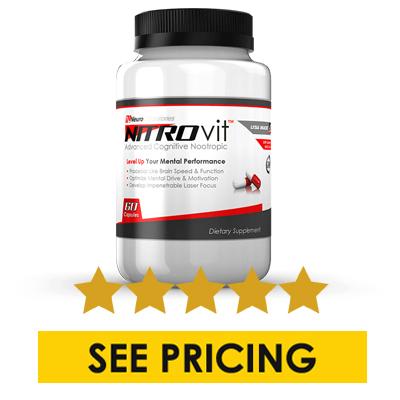 NITROvit Bottle