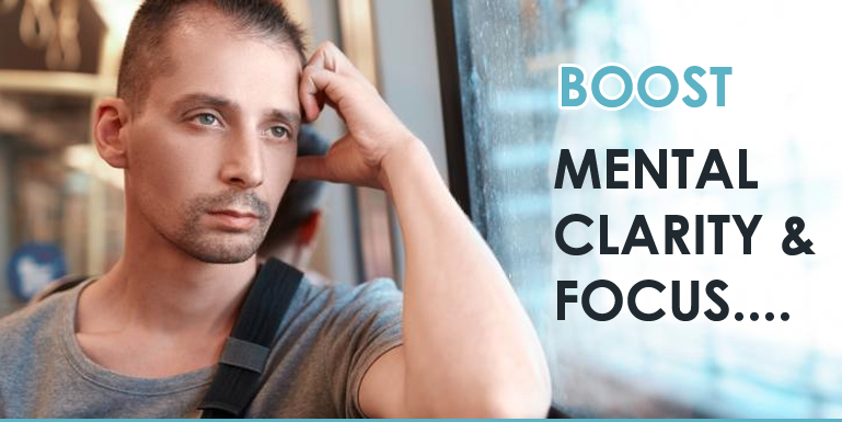 Brain & Focus Nootropic Supplement